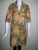 Jual Busana Batik Muslim Model Terbaru, Bisa Buat Baju Lebaran [BLS034]