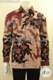 Jual Kemjea Batik Solo Tangan Panjang Mewah Tulis Asli, Produk Busana Batik Elegan Full Furing Motif  Terbaru, Menunjang Penampilan Lebih Percaya Diri [LP11873TF-M]