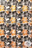 Batik Kain Motif Bunga Proses Cap Modis Untuk Busana Casual Wanita Masa Kini Untuk Penampilan Lebih Trendy Dan Stylish Hanya 100 Ribu Saja [K3466C-200x110cm]