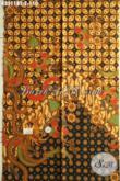 Kain Batik Solo Motif Elegan Klasik, Batik Halus Jenis Kombinasi Tulis Bahan Aneka Busana Santai Maupun Formal Harga Murmer [K3511BT-200x110cm]