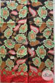 Koleksi Terkini Kain Batik Solo Elegan Motif Bagus Dengan Sentuhan Etnik, Batik Printing Istimewa Bahan Busana Nan Berkelas Hanya 65K [K3518P-200x110cm]