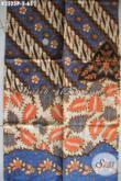 Jual Online Kain Batik Solo Kwalitas Istimewa, Batik Kekinian Bahan Busana Nan Elegan Jenis Printing, Menunjang Penampilan Makin Sempurna [K3525P-200x110cm]