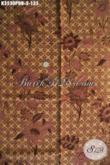 Kain Batik Warna Terbaru Nan Elegan Berpadu Motif Unik Dan Berkelas, Batik Print Bahan Dolby Kwalitas Halus Cocok Untuk Pakaian Kerja Maupun Resmi [K3530PDB-240x110cm]