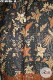 Batik Solo Nan Istimewa Motif Kekinian, Kain Batik Print Dolby Halus Bahan Busana Perempuan Kerja Dan Ibu Rumah Tangga Dengan Harga Yang Terjangkau [K3539PDB-240x110cm]