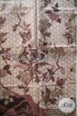 Kain Batik Bahan Busana Wanita Pria Motif Terkini, Batik Halus Khas Jawa Tengah Jenis Printing Cabut, Pilihan Tepat Untuk Pakaian Berkwalitas [K3556PB-240x110cm]