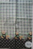 Kain Batik Bahan Kemeja Pria Modis Dan Elegan, Batik Solo Motif Terbaru Nan Berkelas Jenis Printing, Cocok Juga Untuk Busana Wanita Kantoran [K3568P-240x110cm]