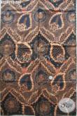 Jual Koleksi Kain Batik Mewah Terbaru, Batik Solo Tulis Soga Motif Bagus Bahan Pakaian Kerja Acara Resmi Maupun Untuk Acara Pernikahan Harga Terjangkau [K3597TS-240x105cm]