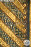 Kain Batik Premium Motif Parang Klasik, Batik Halus Jenis Tulis Warna Alam Yang Ramah Lingkungan, Cocok Untuk Busana Kondangan Maupun Pernikahan [K3609TA-240x110cm]