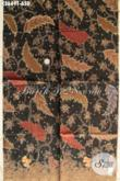 Jual Kain Batik Bahan Busana Wanita Pria, Batik Halus Motif Tren Masa Kini Proses Tulis Asli, Bisa Untuk Seragam Kerja Dan Busana Kondangan [K3649T-240x110cm]