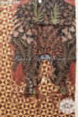 Kain Batik Mewah Khas Jawa Tengah Motif Terkini, Batik Solo Jenis Tulis Kwalitas Istimewa, Pilihan Tepat Untuk Busana Pejabat Dan Eksekutif [K3654T-240x110cm]