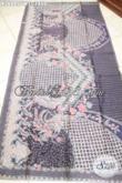 Produk Terbaru Kain Batik Mewah Khas Solo, Batik Halus Motif Elegan Jenis Tulis Sutra Twis, Pilihan Tepat Untuk Busana Kelas Premium Wanita Maupun Pria [K3668SUWT-240x105cm]