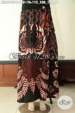 Koleksi Terkini Rok Batik Model Klok Yang Menunjang Penampilan Lebih Cantik Dan Feminim, Bawahan Batik Buatan Solo Asli Dengan Harga Terjangkau [RKL9695PB-All Size]