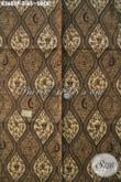 Kain Batik Halus Khas Jawa Tengah Motif Soca, Batik Istimewa Dengan Harga Terjangkau Untuk Busana Resmi Nan Istimewa [K3683P-200x110cm]