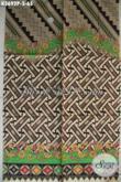 Kain Batik Solo Motif Unik Kwalitas Bagus, Batik Printing Cocok Untuk Busana Wanita Maupun Pria Yang Bikin Penampilan Lebih Gaya Dan Kekinian [K3692P-200x110cm]