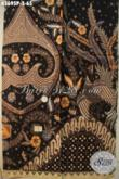 Kain Batik Motif Modern Khas Solo, Batik Print Kwalitas Halus Bahan Kemeja Lengan Pendek Pria Nan Trendy Hanya 65K, Cocok Juga Untuk Busana Cewek [K3695P-200x110cm]