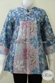 Baju Batik Wanita Modern,Trendy Dan Terbaru 2014 [BLS1311P-M]