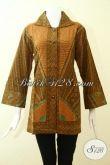 Tempat Beli Batik Wanita Paling Lengkap Koleksinya, Toko Batik Klasik Solo Kwalitas Bagus Keren Dan Fashionable Dengan Harga Terjangkau [BLS2574T-L]