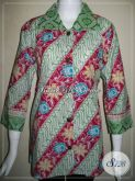 Toko Aneka Model Baju BAtik Masa Kini,Toko Murah Aneka Batik Motif Parang Di Solo [BLS458C-M]
