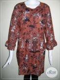Butik Online Baju Batik Bahan Adem,Batik Motif Kumpeni [BLS598BTPR-XL]