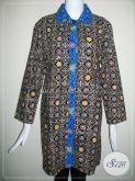 Baju Batik Lengan Panjang Untuk Wanita Trendy Dan Masa Kini [BLS685CT-L]