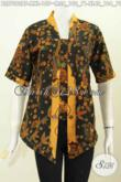 Baju Batik Kutu Baru Stylish Dan Fashionable Untuk Remaja