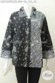 Beginilah Ciri-Ciri Model Baju Batik Kantor Wanita Kombinasi Berkualitas