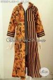 Desain Khusus Dan Terbaru Baju Kantor Batik Wanita Muslimah Modern