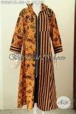 Model baju batik wanita modern untuk pesta