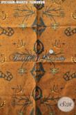Batik Klasik Istimewa Proses Print, Kain Batik Halus Motif Wahyu Tumurun Cocok Untuk Jarik Dan Busana Formal Pria [JP010AM-240x105cm]