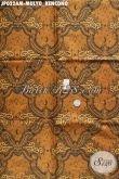 Sedia Kain Batik Klasik Mulyo Kencono, Batik Halus Elegan Proses Printing Cocok Untuk Jarik [JP022AM-240x105cm]