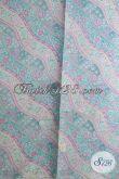 Batik Print Produk Asli Solo Jawa Tengah Dengan Kwalitas Bagus Dan Harga Yang Sangat Terjangkau, Kain Batik Bahan BusanaTendy Dan Modern [K1486P]