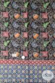 Batik Bahan Busana Pria, Kain Batik Untuk Blus Wanita, Batik Solo Proses Cap Tulis Motif Paling Banyak Di Cari [K1933CT-200X110 cm]
