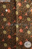 Batik Solo Terbaru, Hadir Dengan Motif Dan Warna Yang Elegan Proses Cap Tulis, Cocok Banget Untuk Busana Kerja Wanita Karir [K2483CT-240x110cm]