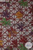 Jual Kain Batik Halus Motif Keren Terkini Proses Printing, Bisa Buat Baju Santai Dan Seragam Kerja [K2538P-200x110cm]