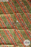 Produk Batik Solo, Kain Batik Istimewa Khas Jawa Tengah, Jual Online Batik Klasik Cap Tulis Bahan Baju Seragam Kerja Kantoran [K2720CT-240x110cm]