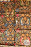 Batik Klasik Motif Mewah Bahan Kemeja Pria Untuk Tampil Gagah Berwibawa Proses Kombinasi Tulis harga 100 Ribuan [K2751BT-240x105cm]