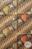 Aneka Kain Batik Elegan Bahan Baju Formal Dan Santai, Batik Printing Solo Istimewa Menunjang Penampilan Makin Berkelas [K2761P-200x110cm]