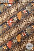 Aneka Kain Batik Halus Modis Berkelas Bahan Kemeja Elegan Tampil Makin Tampan [K2763P-200x110cm]