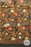 Batik Kain Dari Solo Di Jual Online 140K, Batik Halus Proses Cap Tulis Kwalitas Istimewa Untuk Baju Kerja Dan Santai [K2823CT-200x110cm]