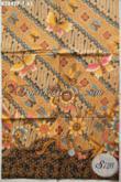 Batik Halus Proses Printing Bahan Pakaian Kerja Wanita Karir, Batik Halus Harga 65K Modis Juga Untuk Kemeja Pria [K2842P-200x110cm]