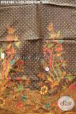 Batik Kain Klasik Kombinasi Tulis, Batik Halus Motif Truntum Boh Bahan Jarik Dan Busana Berkelas Harga 120K [K2881BT-240x105cm]