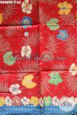 Kain Batik Koleksi Terkini, Hadir Dengan Motif Trendy Proses Printing Kwalitas Istimewa Bahan Busana Pria Dan Wanita Tampil Lebih Gaya [K2889P-200x110cm]