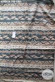Batik Liris Klasik, Kain Batik Premium Nan Istimewa Buatan Solo Bahan Pakaian Kerja Lengan Pendek Dan Panjang Harga 700K Proses Tulis Warna Alam, Tampil Lebih Menawan [K3006TA-240x110cm]