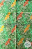Agen Kain Batik Online, Sedia Batik Halus Warna Hijau Motif Keren Proses Cap Tulis, Pas Untuk Busana Wanita Dan Pria Hanya 135K [K3011CT-200x115cm]