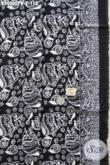 Batik Kain Paris Halus Monokrom Di Jual Online 110K Proses Cap Asli Dari Solo [K3036CPR-180x105cm]