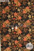 Batik Solo Terbaru, Hadir Dengan Motif Elegan Dan Mewah Proses Printing Warna Berkelas, Cocok Untuk Busana Santai Dan Resmi [K3068P-200x115cm]