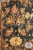 Jual Kain Batik Halus, Batik Kain Premium Tulis Soga, Batik Jawa Tengah Premium Untuk Busana Kerja Formal Nan Berkelas Harga 650K [K3127TS-240x110cm]