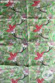 Koleksi Produk Kain Batik Terkini, Batik Printing Solo Istimewa Motif Trendy Warna Bagus Harga Murmer [K3168P-200x115cm]