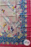 Produk Batik Kain Terkini, Batik Halus Istimewa Buatan Solo Bahan Pakaian Wanita Pria Karir Hanya 80K Motif Trend 2019 [K3184P-240x115cm]