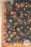 Kain Batik Tulis Motif Cuwiri Harga 500 Ribuan, Batik Halus Bahan Busana Kerja Berkelas Dan Mewah, Asli Buatan Solo [K3238T-240cmx110cm]